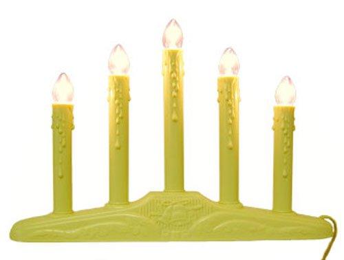 Five Large Light (Five Light Christmas Candolier [481202])
