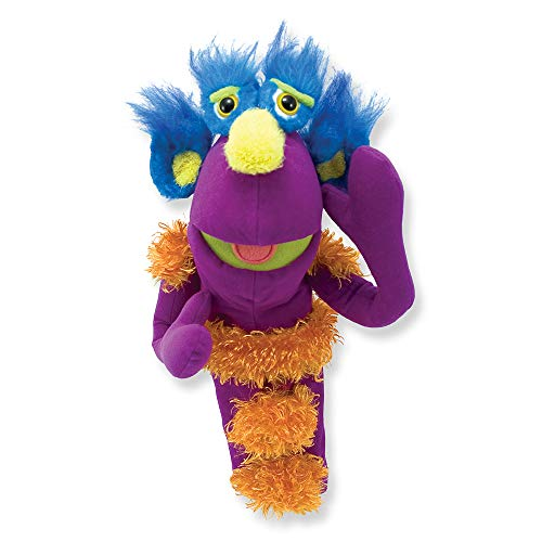 Your-Own Fuzzy Monster Puppet Kit With Carrying Case (30 pcs) ()