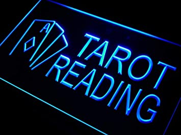 ADVPRO i446-b Tarot Reading Services Neon Light Sign