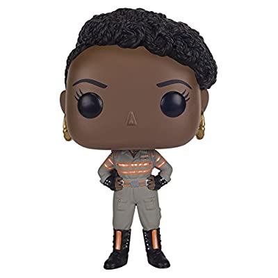 Funko POP Movies: Ghostbusters 2016 Patty Tolan Action Figure: Funko Pop Movies:: Toys & Games