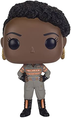 Ghostbusters 2016 Patty Tolan Action Figure FunKo Free Shipping! POP Movies