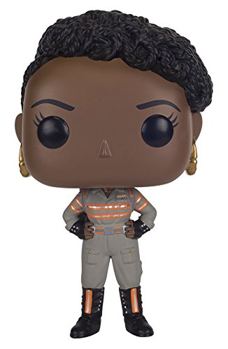 Funko POP Movies: Ghostbusters 2016 Patty Tolan Action Figure