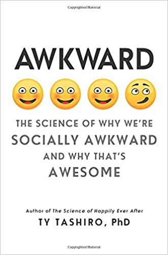 Image result for awkward the science of why we're socially