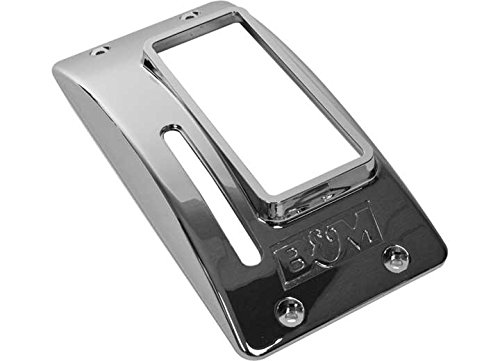 B&M 80671 Chrome Plastic Cover for Shifters
