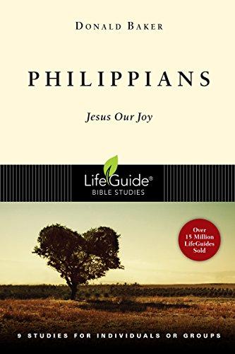Philippians: Jesus Our Joy (Lifeguide Bible - In Lancaster Mall Pa