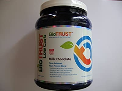 BioTrust Low Carb Protein Powder - Milk Chocolate