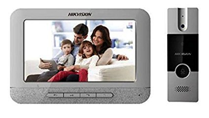 7c6aabdaded HIKVISION Video Door Phone with Photo Capture: Amazon.in: Home ...