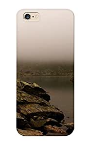 94a5e5d3786 Standinmyside Protective Rocks Fog Rivers For Case Ipod Touch 4 Cover