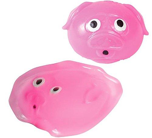 Splat Ball Pig - 6 Pack by RIN