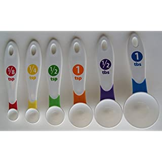 Basic Measuring Spoon Set - 6-piece