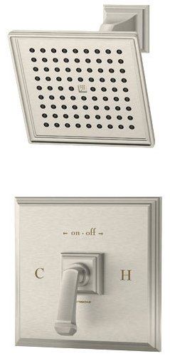 - Symmons 4201-STN Oxford Shower System