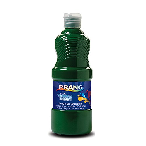 Dixon Ticonderoga DIX10704BN 16 oz Prang Washable Paint44; Green   B07CT872RQ