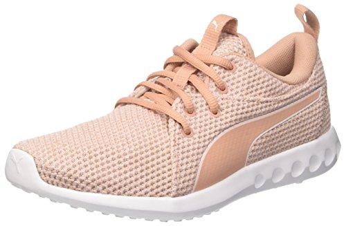 Puma Damen Carson 2 Nature Knit Wns Cross-Trainer Pink (Pearl-Peach Beige)