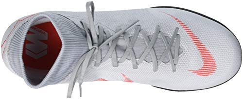 Adults' Multicolour Nike Unisex Grey 6 Pure Footbal Platinum Shoes Lt 060 Tf Academy Superflyx Crimson Wolf pCq5wC