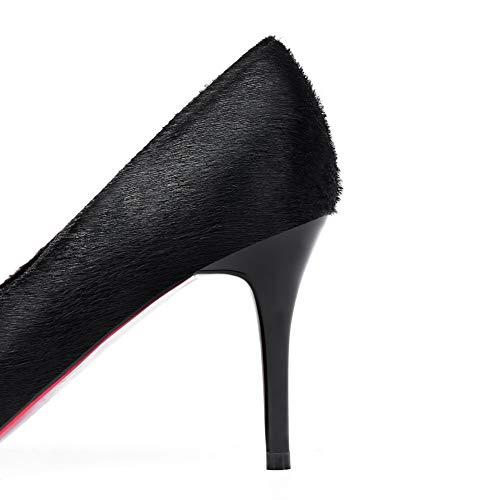 De Zapatos Negro Mms06522 Baile Salón 1to9 Para Mujer qTP1Rx