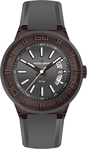 Jacques Lemans Milano Mens Wristwatch 200m Water-Resistant