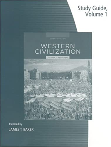 Amazon study guide volume i for spielvogels western amazon study guide volume i for spielvogels western civilization volume i 9780495566557 jackson j spielvogel books fandeluxe Choice Image