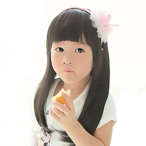 inch Child Cosplay Lovely Black
