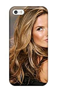 Tpu Shockproof/dirt-proof Alessandra Ambrosio Cover Case For Iphone(ipod touch4)