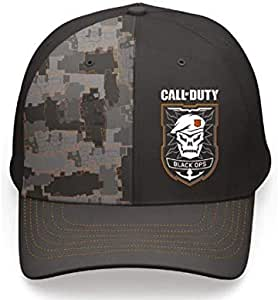 Call of Duty Black Ops 4 Snapback - Gorra, Negro/Camo, Talla única ...