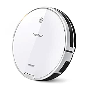 ECOVACS Robotic Vacuum Cleaner for Carpets and Floors - Automatic Robot Cleaning, DEEBOT M82