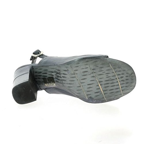 Cuir Nu laminé Anthracite Pao Pieds Anthracite wqE0T4UUx