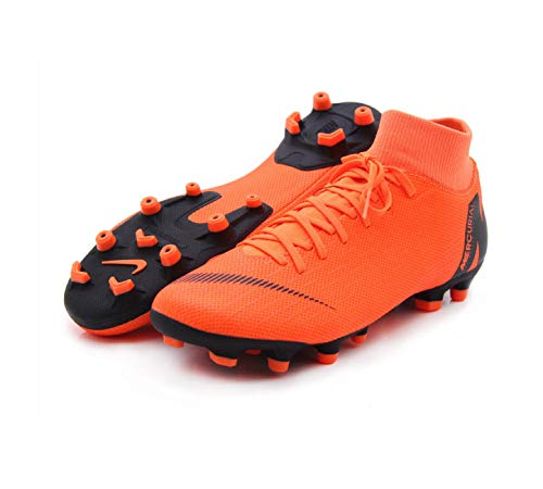 Nike Youth Superfly 6 Academy GS FG Cleats [Total Orange] (2Y)