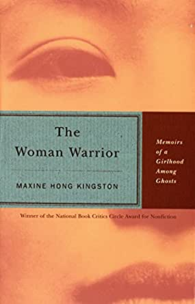 a review of the myths and memoirs in maxine hong kingstons the woman warrior Woman warrior memoirs of a girlhood among ghosts by maxine hong kingston available in trade paperback on powellscom, also read synopsis and reviews in her award.