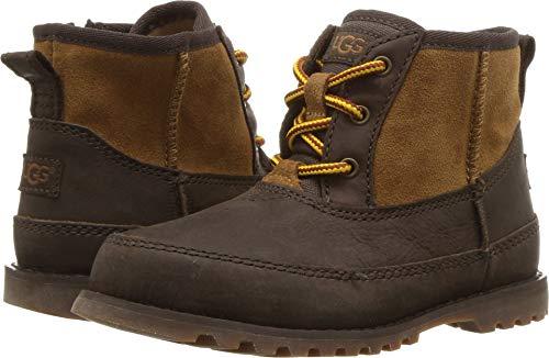 UGG Boys' T BRADLEY Hiking Boot, STOUT, 12 M US Little Kid (Kids Waterproof Ugg Boots)