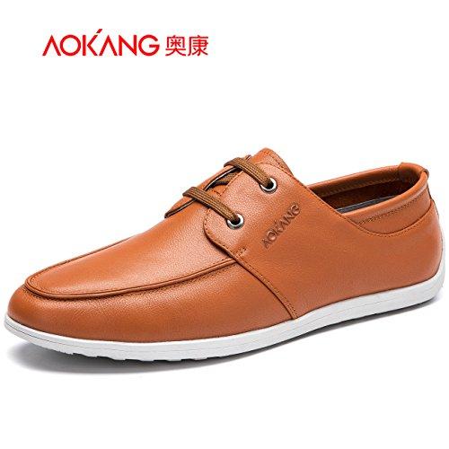 Chaussures Pour Hommes Aemember Chaussures Pour Hommes Après-midi Light Diary Low 男, 41, Jaune