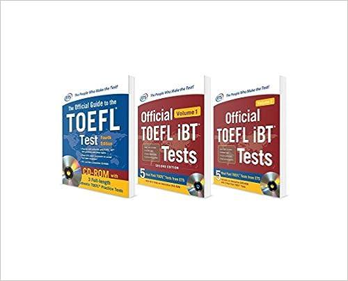 toefl ibt complete practice test volume 23  1
