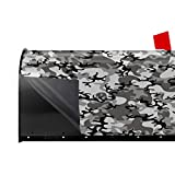 """NCXIAO Magnetic Mailbox Cover - 18""""W x"""