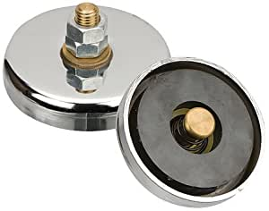 Silverline Magnetic Earth Block 16kg (35lb)