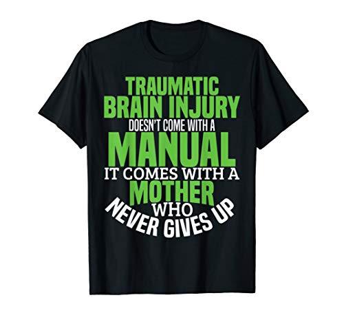 Traumatic Brain Injury Awareness T Shirt TBI Awareness Shirt