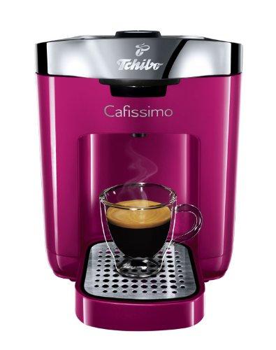 Tchibo 284678 Cafissimo Duo en 7 colores, cafetera para Espresso ...