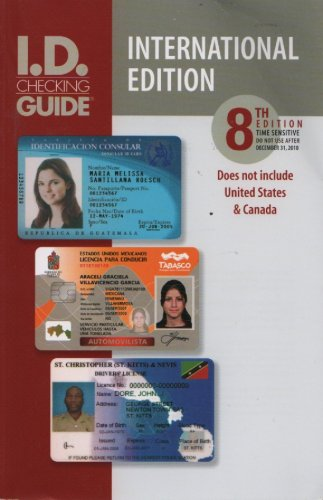 International I D  Checking Guide, 8th Edition (Does Not