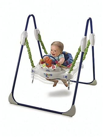 3716e597fb5a Amazon.com   Fisher-Price Deluxe Jumperoo (Discontinued by ...