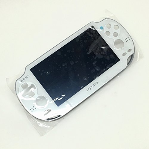 Replacement LCD Screen & Touch Glass Digitizer For Sony PS Vita WHITE - Playstation Vita Parts