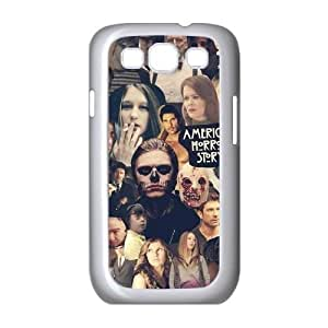 American Horror Story Unique Design Cover Case for Samsung Galaxy S3 I9300,custom case cover ygtg-768775