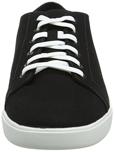 Canvas Black Uomo Stringate Nero 001 Bayham Oxford Scarpe Canvas Timberland Axaq0vw8Zx