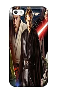 Sanp On Case Cover Protector For Iphone 5/5s (star Wars Revenge Sith)