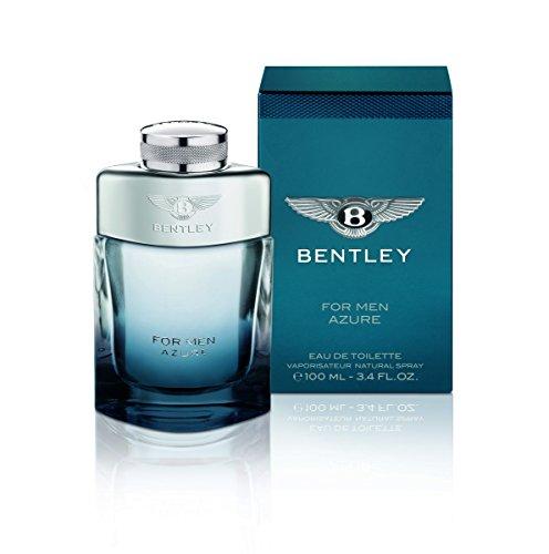 Bentley For Men Azure Eau De Toilette Spray  3 4 Ounce