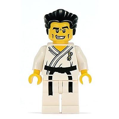 LEGO - Minifigures Series 2 - KARATE MASTER: Toys & Games