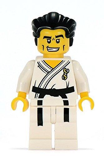 LEGO - Minifigures Series 2 - KARATE MASTER Arts Series 2 Figures