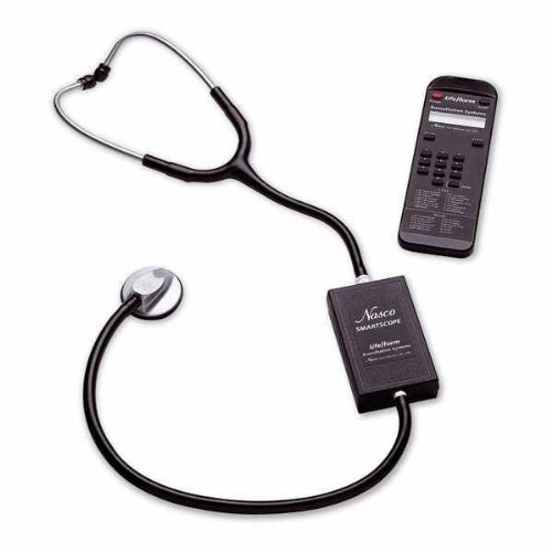 Nasco - Auscultation Trainer and Smartscope and Amplifies/Speaker System