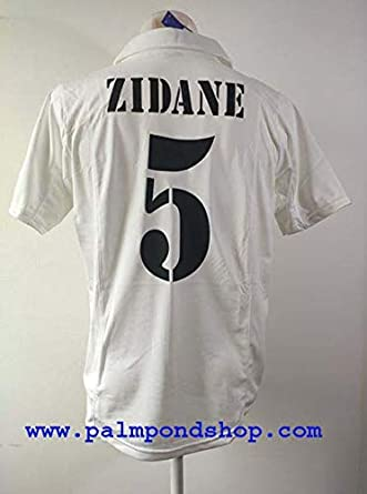 France Zidane 5 Retro Soccer Jersey Clothing Amazon Com