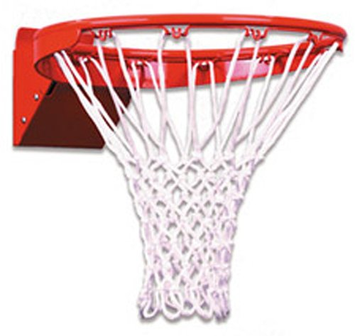 First Team FT187 Steel Super-Duty Flex Goal - First Team Basketball Goal