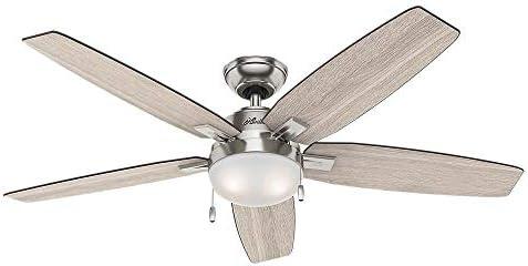 Hunter 59183 Antero 54 Modern Ceiling Fan