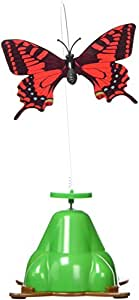 Pet Zone Fly By Spinner Interactive Butterfly Cat Toy