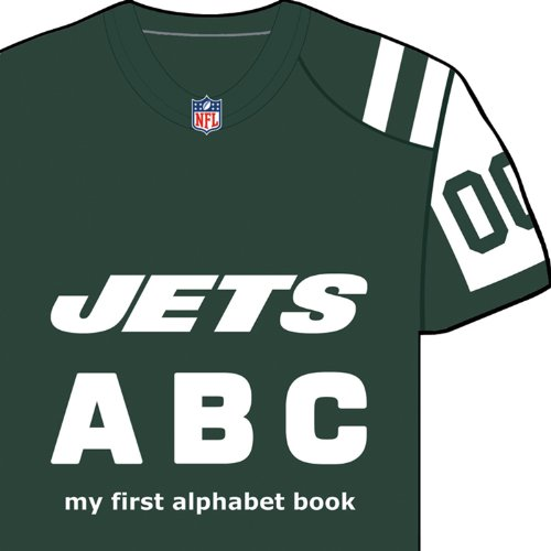 New York Jets ABC (My First Alphabet Books (Michaelson Entertainment)) (NFL ABC Board Books)